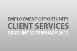 Employment Client Services