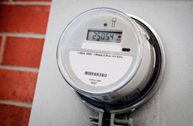 Installed Smart Meter