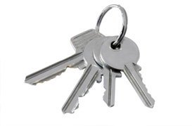 Change of Tenancy Keys