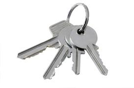 Change of Tenancy Keys