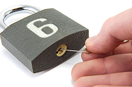 Pick Lock Big Six Image