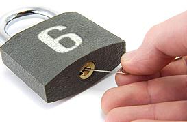 Pick Lock Big Six Image